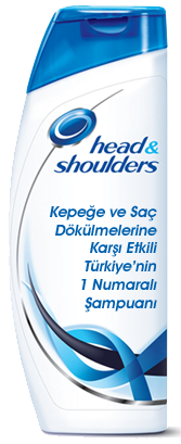 Head & Shoulders ile Saç Saðlýðý